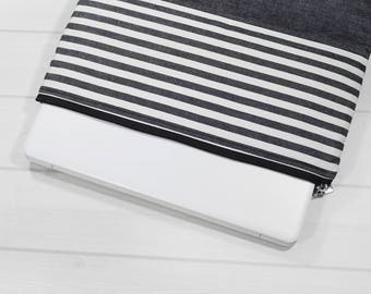iPad sleeve, 8 inch case, Kindle sleeve, iPad mini case, Kindle Paperwhite, tablet case, mini4 case, zippered tablet case, Galaxy Tab A case