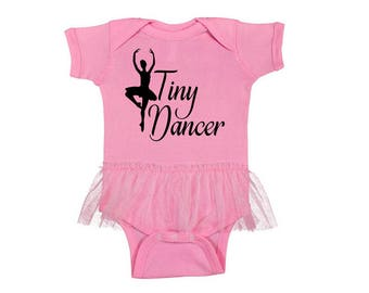 Onesie Bodysuit Tiny Dancer Short Sleeve
