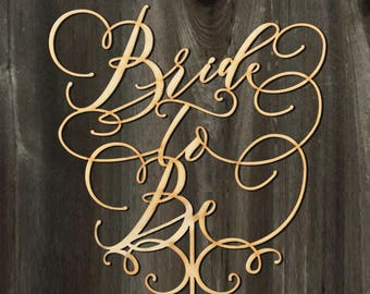 Bride to Be, Cake Topper, Wedding Cake Topper, Wedding Shower Cake Topper, Wedding Cake Decor,