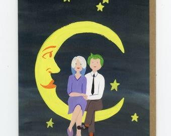 Paper Moon - Girl/Boy