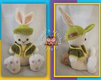 The Bunny pattern Marrot Design