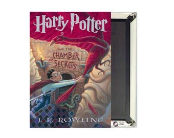 Harry Potter and the Chamber of Secrets Cover Magnet