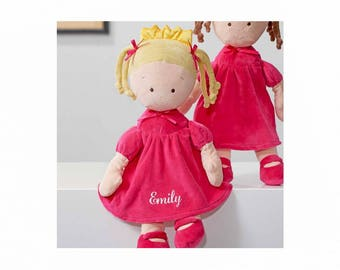 Personalized Dibsies Princess Doll - 16 Inch - Blonde