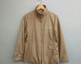 Vintage Prada Sports Women's jacket superb condition Not chanel hermes fendi versace helmut lang