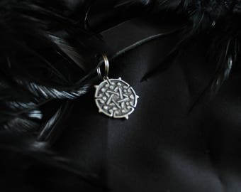 Witcher Medallions Pendants Cosplay Yennefer Triss Suspension Necklace  Handmade RPG