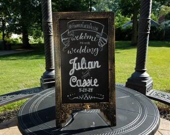 Wedding Chalkboard Sign - LOCAL BALTIMORE RENTAL