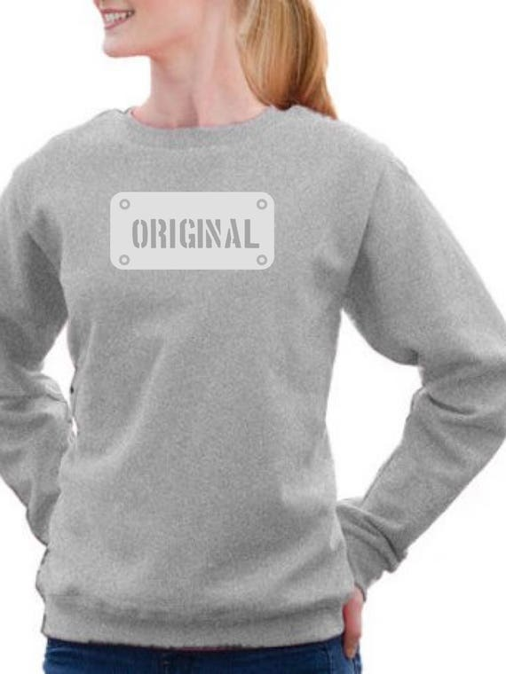 Round neck women sweater ORIGINAL