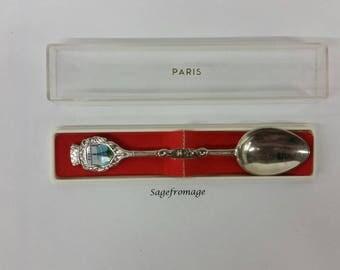 Paris Collectible Souvenir Spoon