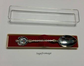 Iceland Collectible Souvenir Spoon