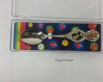 Hawaii Collectible Souvenir Spoon