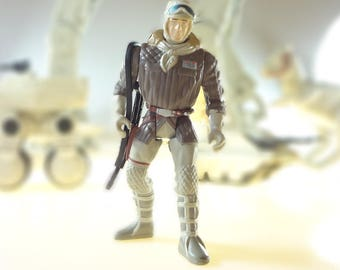 Han Solo In Hoth Outfit Action Figure Hasbro POTF 2