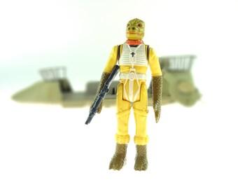 Bossk Bounty Hunter Star Wars Vintage Action Figure