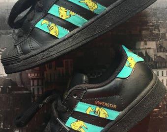 Pikachu Superstar Adidas
