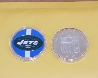 New York Jets Challenge Coin