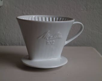 mid century melitta coffee filter