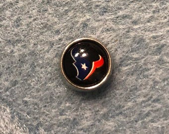 Houston Texans Floating Charm
