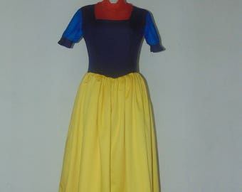 Dress inspired by Snow White