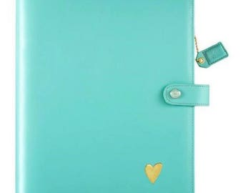 Webster's Pages Light Teal Composition Planner Agenda