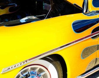 Classic Car Mercury hot rod  P1255