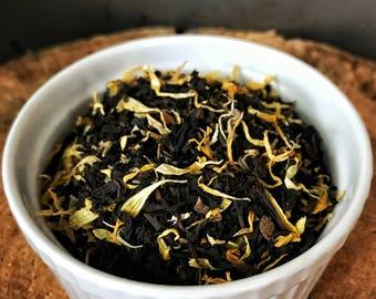 Loose Leaf Tea - Black Tea Calendula Blend