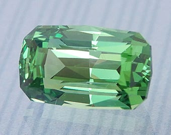 1.43 Ct. Tanzanian Green Grossular Tsavorite Garnet
