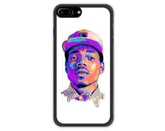 Chance The Rapper iPhone 7 Case / iPhone 7 Plus Case , iPhone 8 / iPhone 8 Plus Case , iPhone X Case