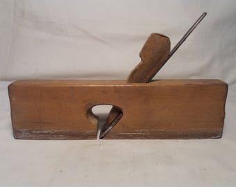 Vintage Woodworking Planer
