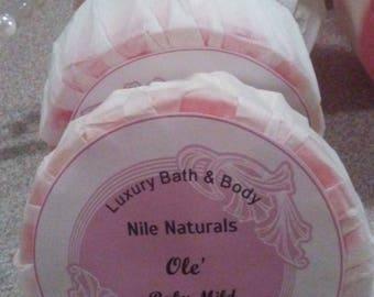 3 Bars Ole' Luxury Soap