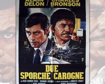 Original Film Poster Adieu L'ami