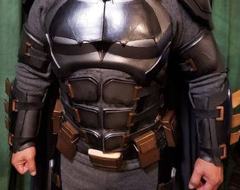 Batman Justice League full body Armor foam templates
