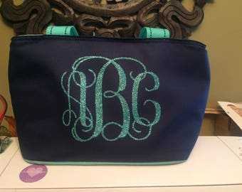 Personalized/Monogramed Insulated Lunch Bag/Tote