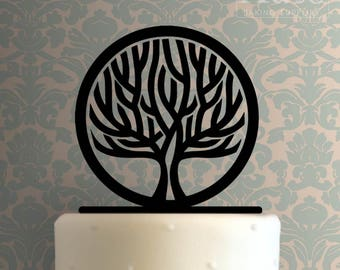 Tree Of Life Cake Topper 100