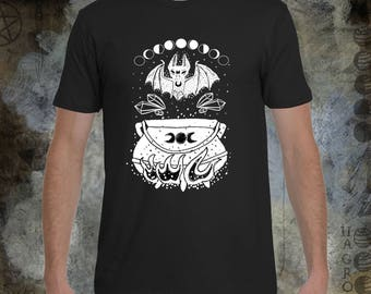 Conjuring - Men's Crew Neck T-Shirt