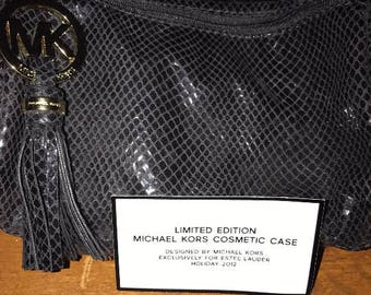 Limited Edition Michael Kors Cosmetic Case