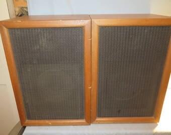 Vintage Utah Speakers, V8JC-W