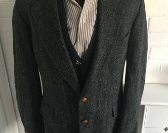 Vintage Harris Tweed Jacket