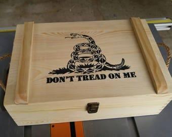Medium Ammo Box Gift Box