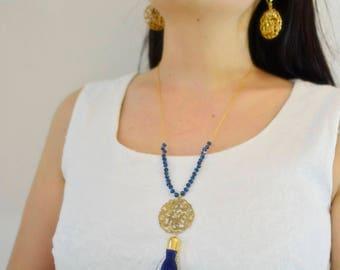 islamic jewelry  Allah necklace, muslima jewelry, arabic gift, islamic design, arabic fashion, new islam design, arabic God name, calligraph