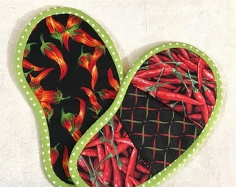 More Oven Mitts