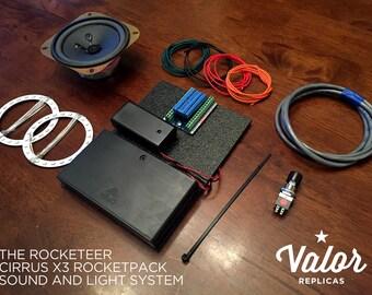 Rocketeer Rocketpack Full Electronics Kit