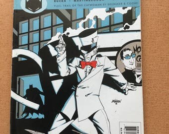 75% SALE Batman Comic Book..Batman Comics..DC Comics..DC Comic Book..Batman Gifts For Him..Gift For Men..Gift For Boyfriend..Good Condition
