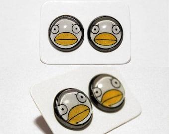 Gintama Elizabeth Stud Earrings