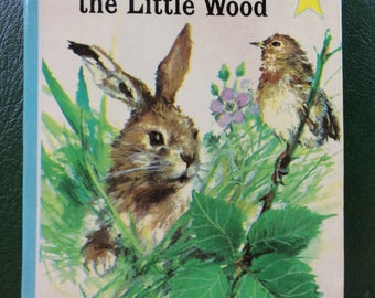 Animals of the Little Wood Golden Star Book