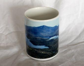 Aerial Lake Placid Mug