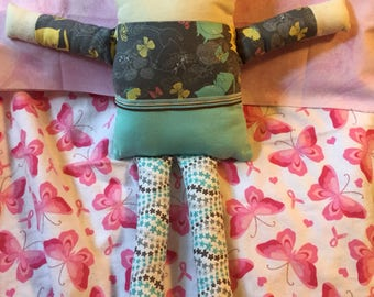 Sweet Dreamers handmade rag doll