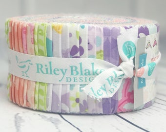 Under the Sea Jelly Roll - Riley Blake Designs - 40 pieces