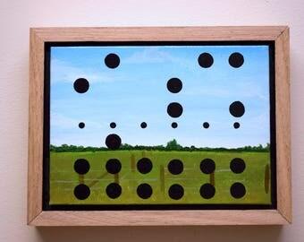 290615 - Acrylic on Canvas - Landscape