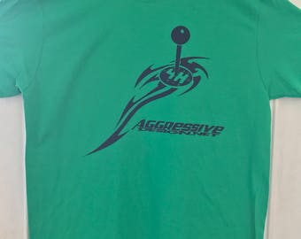Aggressive Design Shifter T-Shirt - Size L