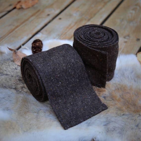 New! Viking Autumn Brown Wool Wraps Winingas Vindingr Wickelbander vaf-spjôrr, Garb, Norse, SCA LARP, HEMA, Anglo Saxon, Armor, Reenactment
