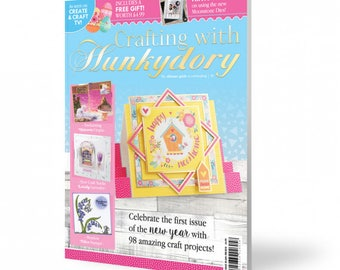 Crafting with Hunkydory Issue 39